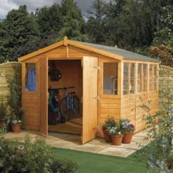 Rowlinson Wooden Workshop 9x15