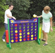 Giant Connect 4 Game, Garden Game, Gragen Toy