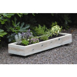 Herb Planter Trough