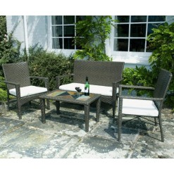 Prague Sofa and Table Furniture Set