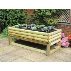 Premium Raised Vegetable Bed Planter 6x3