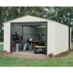 Murryhill 12x10 Metal Garage