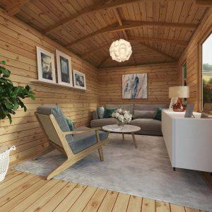 -cabin