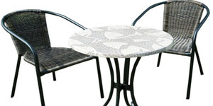 Bistro Furniture 2 Chair Sets