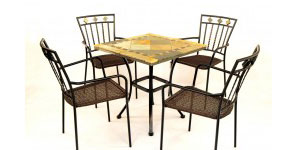 Bistro Furniture 4 Chair Sets