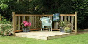 Patio Deck Kits