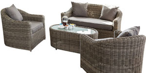 Wicker & Rattan Sets