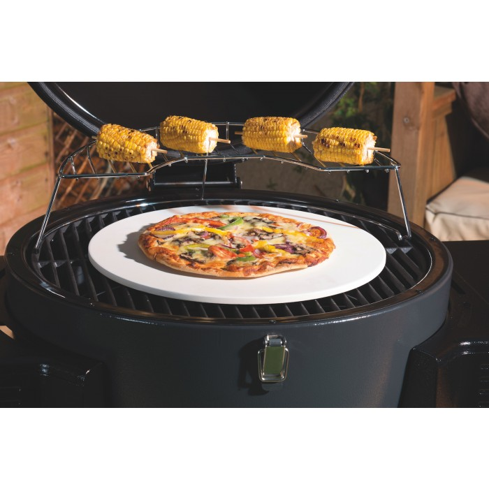 Lifestyle Dragon Egg Charcoal Barbecue Pizza Stone