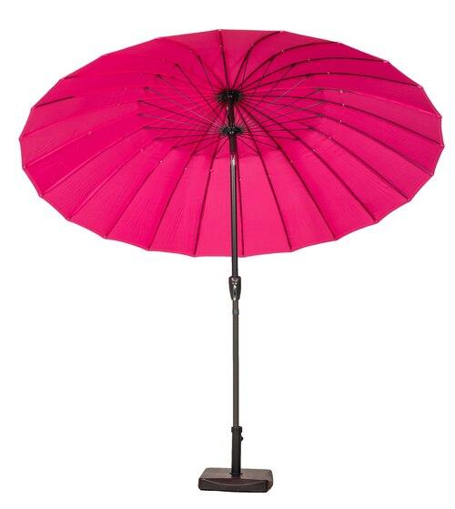 Royalcraft Pink Shanghai Crank and Tilt Parasol 2.7m