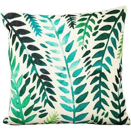 Green Zanzi Scatter Cushions Set of 4