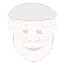 Royalcraft Round Brown Polycrete Parasol Base 16kg