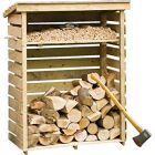 Rowlinson Small Log Store 4ft x 2ft