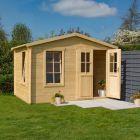 Garden Studio Cabin Log Cabin