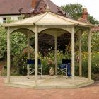 Grange Keswick Gazebo Wooden Shelter