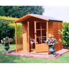 Shire Alnwick Summerhouse 7x7