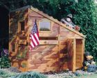 Shire Command Post Playhouse (not supplied painted)