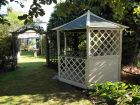 Gainsborough Wooden Gazebo (photo by one of our reviewers Mike Mertens)