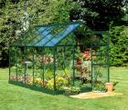 Popular 10x6 Greenhouse Forest Green