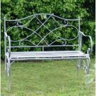 Westminster Bench Grey Sand