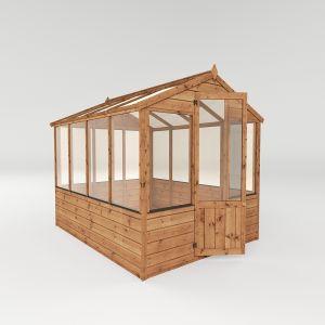 Mercia Evesham Traditional Greenhouse 8x6