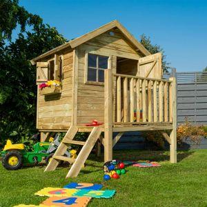 Rowlinson Cozy Cottage Playhouse 6x6