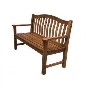 Royalcraft Lytham Acacia Hardwood 3 Seater Garden Bench