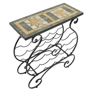 Brava Wine Rack Table