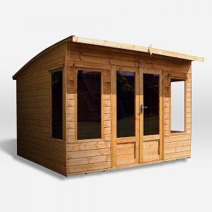 Mercia Premium Helios Summerhouse 10x8
