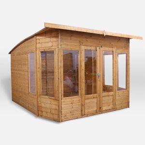 Mercia Premium Helios Summerhouse 10x10