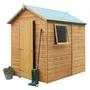 Rowlinson Premier Wooden Shed 5x7
