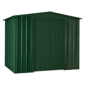 Lotus Apex Shed Heritage Green Solid 8x3
