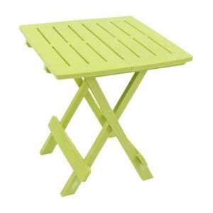 Bari Lime Side Table