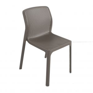 Bit Chair Turtle Dove (Pack of 2)