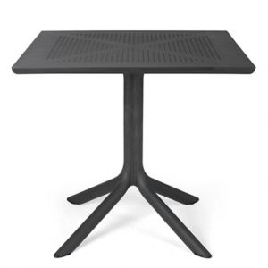 Clip Anthracite Dining Table