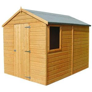 Shire Durham Apex Wooden Shed 8x6