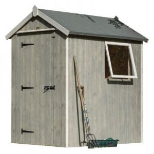 Rowlinson Heritage Apex Shed 4x6