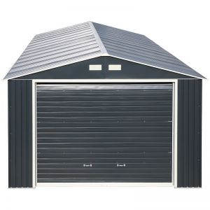 Olympian Garage Anthracite 12x26