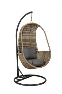 Royalcraft Wentworth Rattan Hanging Pod Chair