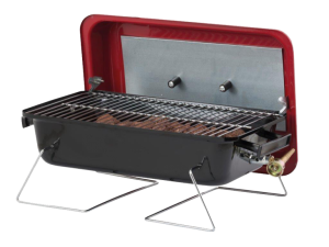 Lifestyle Portable Camping Gas Barbecue with Lava Rock