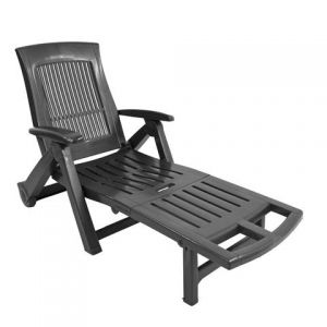 Potenza Lounger Anthracite