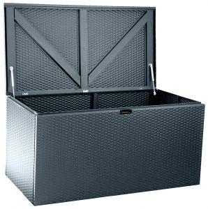 Rowlinson Metal Deck Box Anthracite