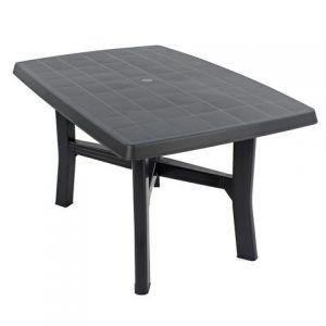Taranto Anthracite 4-Seater Table