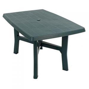 Taranto Green 4-Seater Table