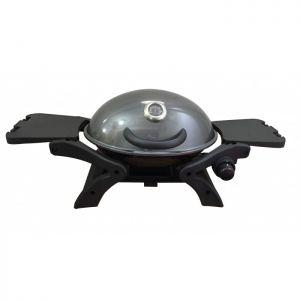Lifestyle TEK Portable Gas Barbecue Dark Grey Lid