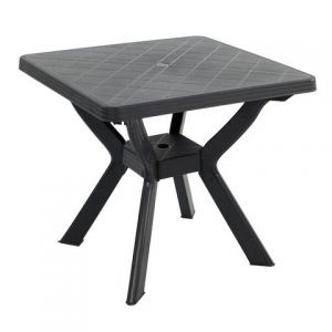 Turin Anthracite Table