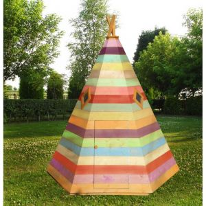 Shire Wigwam Playhouse (not supplied painted)