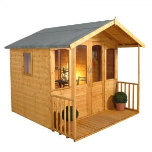 Forest Hollington Summerhouse 8x8