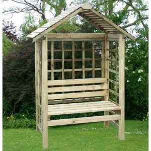 Pantheon Cassandra Timber Garden Arbour