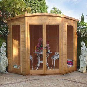 Shire Barclay Corner Summerhouse 7x7