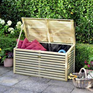 Rowlinson Wooden Patio Storette